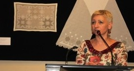 Repatriate Painter Mariam Gharibyan Opens Exhibition Of Handmade Items In Yerevan