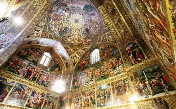Իրանի Հայկական «Սուրբ Ամենափրկիչ» Վանքը Սպահանի Ամենակարեւոր Զբօսաշրջային Վայրերէն Մէկն է