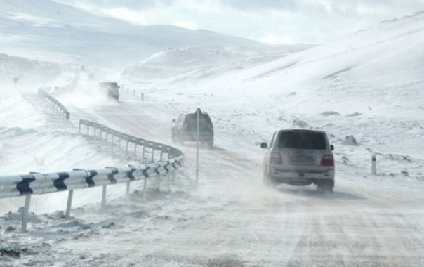 Հայաստանի Մեծ Մասին Մէջ Ձիւն Կը Տեղայ․ Կան Դժուարանցանելի Ճանապարհներ