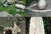Անգարայի Մէջ Հայկական Գերեզմանատուն Մը Պղծած Են