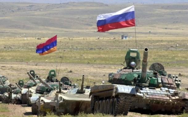 Հայ-ռուսական Միացեալ Զօրախումբի Մասին Պայմանագիրը Ստորագրուեցաւ