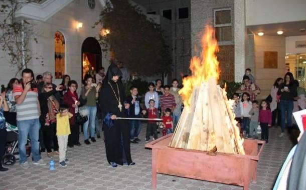 Տեառնընդառաջ Արաբական Միացեալ Էմիրութեանց եւ Քաթարի Թեմէն Ներս